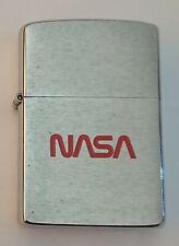 Rare Vintage NASA ZIPPO Lighter, circa 1984