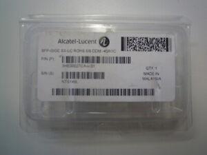 Alcatel Lucent 3HE00027CA SFP-GIGE SX-LC ROHS 6/6 DDM -40/85C Transceiver Module