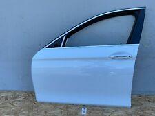 BMW FRONT LEFT DRIVER DOOR SHELL COMPLETE M5 F10 550I 535I 528I (11-16) OEM