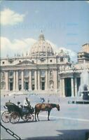 BOAC Advertising Church of St peter Rome