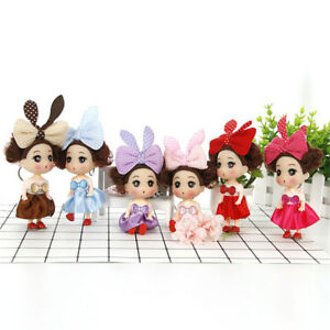 12cm Confused Doll Wedding Dolls Toys Baby Doll Creative Kids Gift Toys  Z JC SX