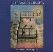 *NEW* CD Album J. Geils Band - Nightmares & Other ... (Mini LP Style card Case)