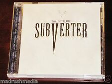 The Esoteric: Subverter CD 2006 Prosthetic Records 6561910039-2