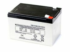 REPLACEMENT BATTERY FOR FIRSTPOWER FP12100 12V