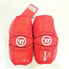 Warrior Burn Lacrosse Arm Pad Large Red Bap15-Rdl