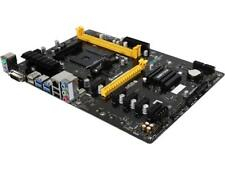 BIOSTAR TB350-BTC AM4 AMD B350 SATA 6Gb/s USB 3.1 ATX AMD Motherboard for Crypto