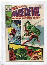 Daredevil #49 (4.0) Drops Out.! 1969