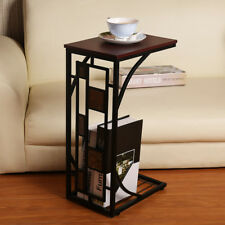 Sofa Table Side Table Coffee Tea Table Telephone Lamp Table Magazine Rack AU NSW