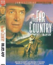 The Far Country (1954) James Stewart DVD NEW *FAST SHIPPING*