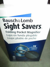BAUSCH & LOMB FOLDING POCKET MAGNIFIER 4-9X 81-23-64 NEW-UNUSED