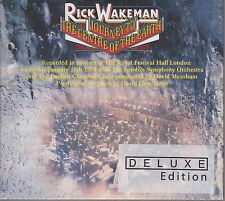 Rick Wakeman / Journey To The Centre Of The Earth -Deluxe Edition-CD & DVD (NEU)