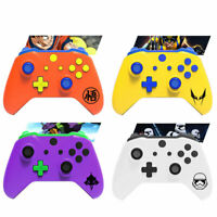Dragon Ball EVA Goku Star Wars Xbox One S X Controller Shell Mod Kit Full Custom