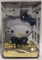 NIB 2020 HELLO KITTY x TEAM USA KIDROBOT VINYL MINI FIGURE - JUDO