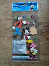 EK Success Disney Mickey et ses amis Stickers Entièrement neuf sous emballage