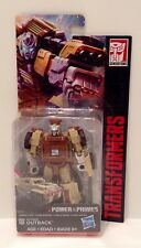 Transformers POWER of the PRIMES - Autobot OUTBACK - Legends Class - NEW MOC