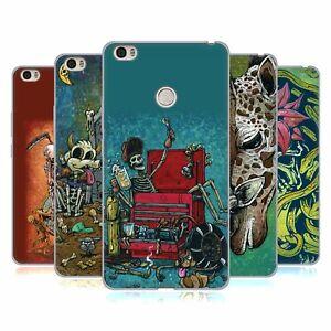 OFFICIAL DAVID LOZEAU COLOURFUL ART SOFT GEL CASE FOR XIAOMI PHONES 2