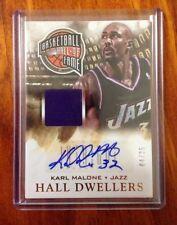 Serial Numbered Single - Insert Utah Jazz Basketball Trading Cards