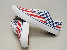 Vans Era Pro 50th 83 Stripes Checkers VN000VFBJ6E Men's Size 11