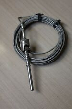 """New TCPL Watlow Type J THERMOCOUPLE, UNGROUNDED 120"""" LG, 30DJSUF120A # 039624"""
