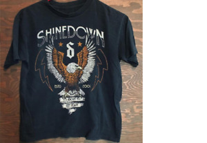 Shinedown T Shirt, Shirt Rock And Roll, Ideal Gift For Shinedown Lover HOT 2021