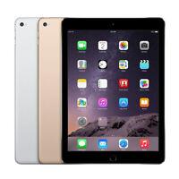 Apple iPad Air 2 16GB 32GB 64GB 9.7 All Colours Wifi / Cellular 4G iOS Pristine