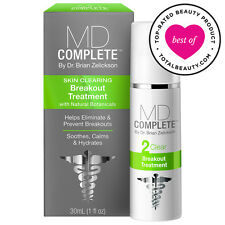MD Complete Acne Breakout Spot Treatment 1.0oz by Dr. Brian Zelickson