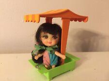 Mattel Liddle Kiddle Millie Middle Doll With Sandbox