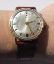 VINTAGE ZENITH 2300 MANUAL CAL.2532 GOLD FILLED 20 MICRON MENS 34mm SWISS MADE