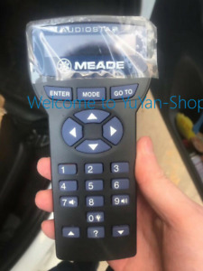 1pc used Meade #497 AudioStar talking computer hand control #RK77 DF