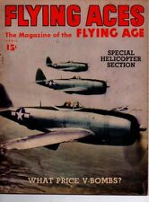 Flying Aces Magazine April 1945 Vol.50 No 1