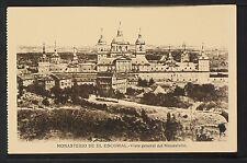 2968.-MADRID -MONASTERIO DE EL ESCORIAL -Vista general del Monasterio