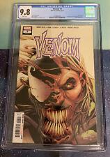 Venom #7 CGC 9.8 1st Cameo App of Dylan Brock 2018 Marvel Comics