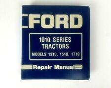 Ford Tractor 1010 Series 1310 1510 1710 Repair Manual 951 Rotary Cutter Tiller