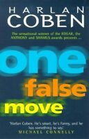 One False Move By Harlan Coben. 9780340728505