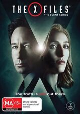 The X-FILES : Season 10 EVENT Series 2016 : NEW DVD