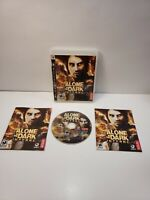 Alone In the Dark Inferno Sony Playstation 3 with Manual Mint Disc TESTED