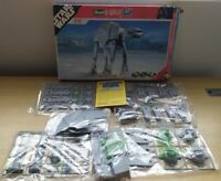 Star Wars AT-AT Revell Easykit 2007 378x320mm Rare Model Kit Sealed Bags