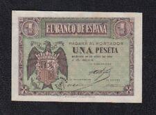 EDIFIL 428a.   1 PTA SERIE D.  30 DE ABRIL DE 1938.   CONSERVACIÓN EBC+