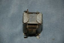 RARE WESTERN ELECTRIC 117-B OUTPUT TRANSFORMER! EARLY! COILS TESTED!