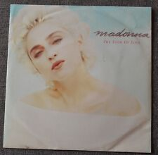 Madonna, the look of love / i know it, SP - 45 tours  import