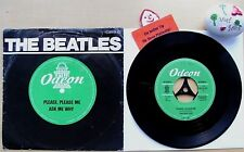 THE BEATLES Please Please Me★Ask Me Why★Odeon 1C006-04 451