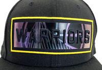 NWT NEW Golden State Warriors New Era Snap back Iridescent Hat Cap