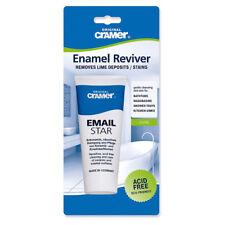CRAMER EMAIL STAR POLISH 100ML ENAMEL REVIVER  BATHROOM CLEANER