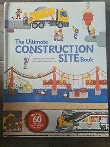 The Ultimate Construction Site Lift Up Book Didier Balicevic Hardcover