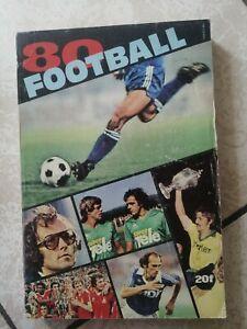 LES GUIDES DE L'EQUIPE FOOTBALL 1980 Division 1 , ASSE , Nantes , Gress