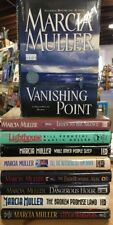Lot Of 9 Marcia Muller Book Club Edition Hardcovers