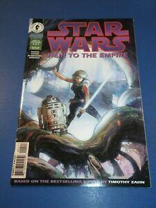 Star Wars Heir to the Empire #4 VF+ Beauty Wow 1st Mara Jade Cover key