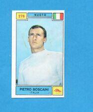 CAMPIONI SPORT 1969-70-PANINI-Figurina n.276- BOSCAINI -ITALIA-NUOTO-Rec