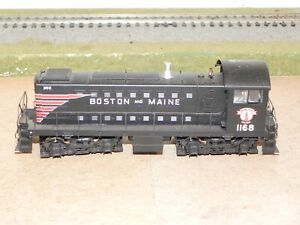 Life Like P2K Boston & Main S-1 Locomotive Switcher RUNS