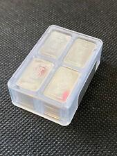Heimerle & Meule UnityBox 100 x 1 Gramm 999 Silberbarren mit Box und zertifikat